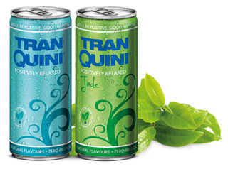 Tranquini Drink products naming