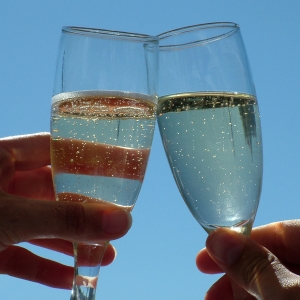 Let's share a toast to new affinity marketing business