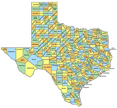 Texas_Map