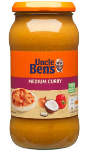 UncleBens food brands and naming