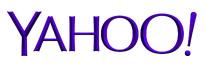 New boring Yahoo logo