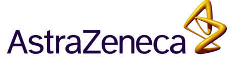 Astra Zeneca 3D logo